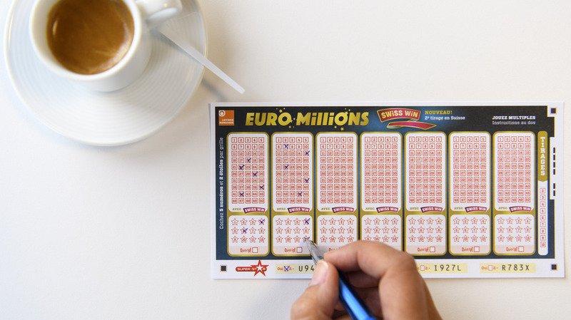 Euro Millions: un joueur a décroché la cagnotte mardi