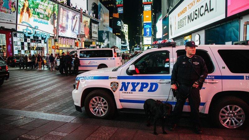 Etats-Unis: les tirs de policiers ont fait 492 morts depuis le début de l'année