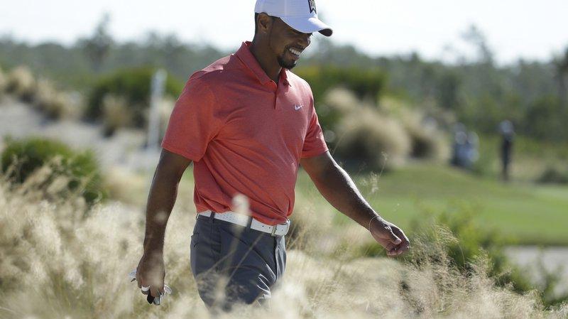 Golf: Tiger Woods se remet de ses douleurs dorsales et de troubles du sommeil