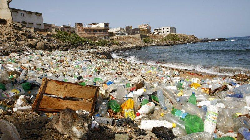 Environnement: des milliards de tonnes de plastique dans la nature