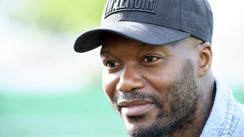 Football: l'ex-international français Djibril Cissé rejoint le club d'Yverdon