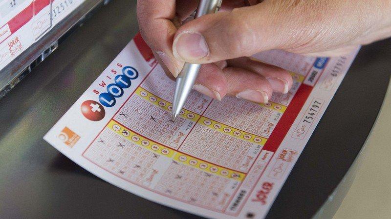 Swiss Loto: un joueur remporte un million avec les 6 bons numéros