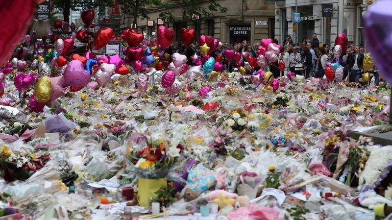 Saffie Rose Roussos, huit ans, était la plus jeune victime de l'attentat qui avait fait 21 morts en mai dernier.