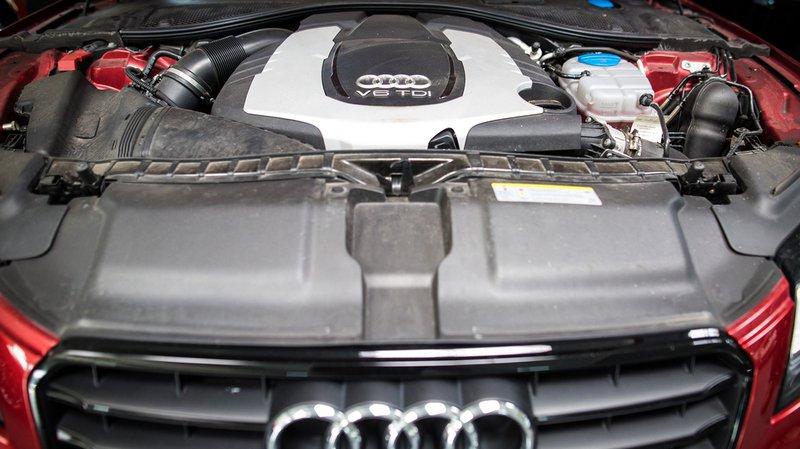 Automobile: Audi rappelle 850'000 véhicules avec moteur diesel