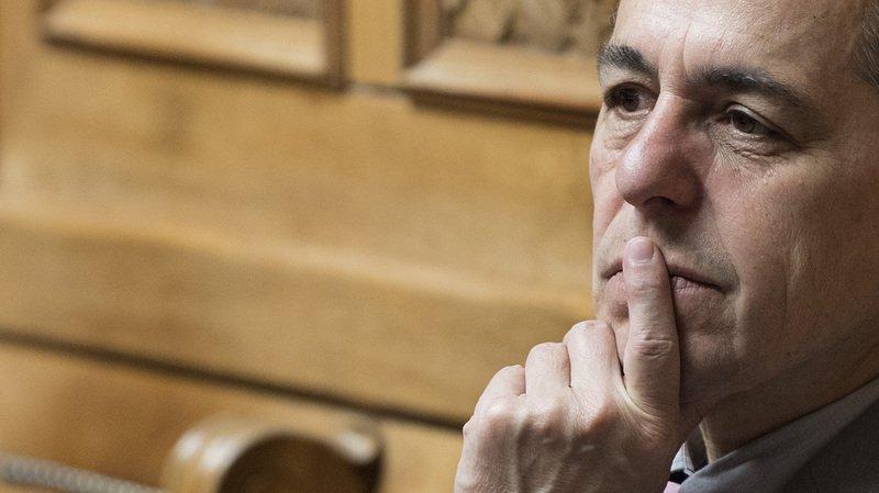 Conseil fédéral: Ignazio Cassis seul candidat du PLR tessinois à la succession de Didier Burkhalter