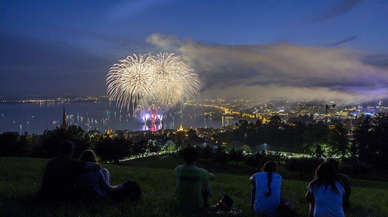 Fête nationale: les feux d'artifice causent des accidents et des problèmes de santé