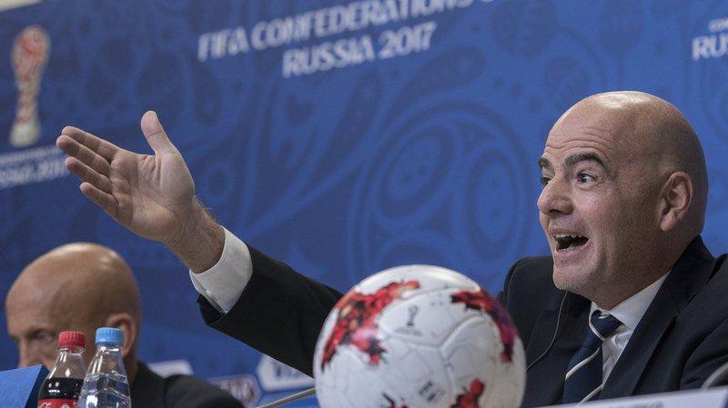"""Coupe des Confédérations: pour la FIFA, l'arbitrage vidéo a été """"un grand succès"""""""