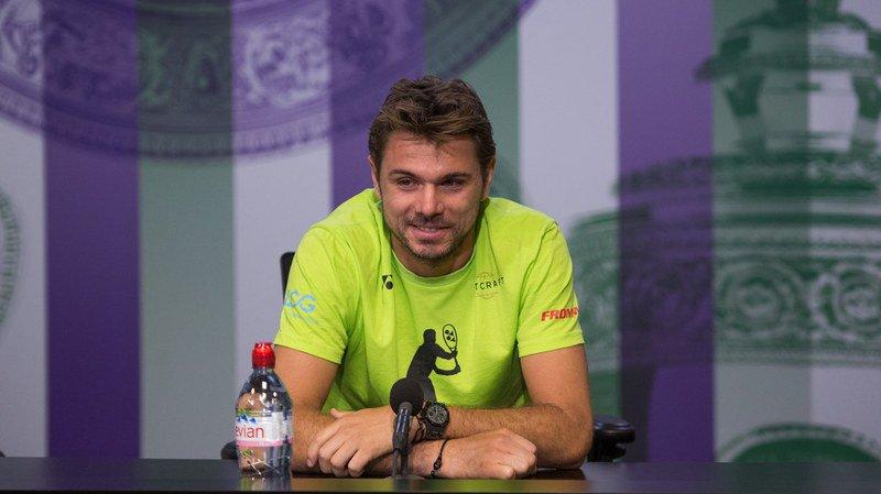 Stan Wawrinka pourrait devenir numéro un mondial à l'issue de Wimbledon