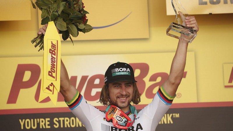 Cyclisme : Peter Sagan exclu du Tour de France