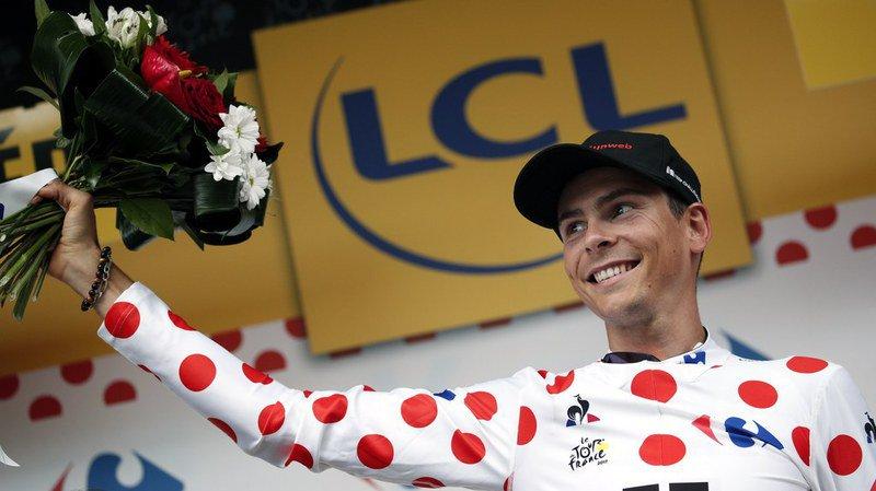 Warren Barguil remporte la 13e étape du Tour de France
