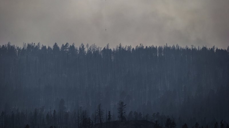 Canada: 40'000 personnes toujours évacuées à cause des incendies en Colombie-Britannique