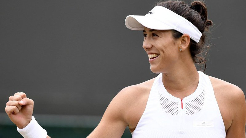 Garbiñe Muguruza remporte la finale dame de Wimbledon