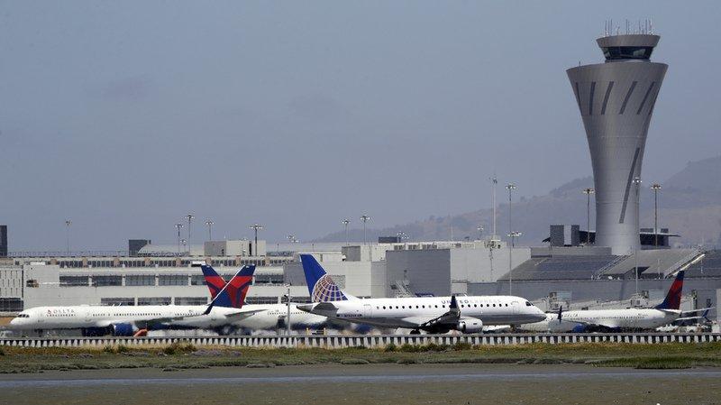 San Francisco: un avion d'Air Canada transportant 140 personnes frôle la catastrophe