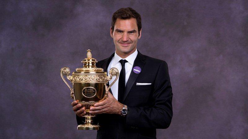Wimbledon: Roger Federer, la méthode au service de la créativité