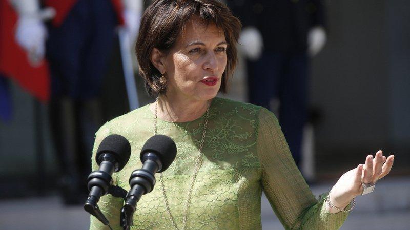 Doris Leuthard ne briguera pas de nouveau mandat au Conseil fédéral