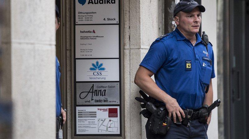Attaque à la tronçonneuse: l'agresseur de Schaffhouse a été arrêté