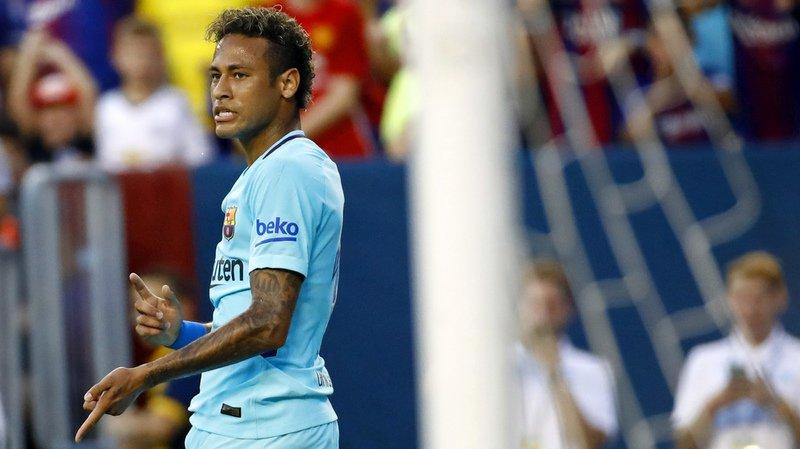 Football: la Liga veut saisir l'UEFA contre le PSG dans le transfert de Neymar