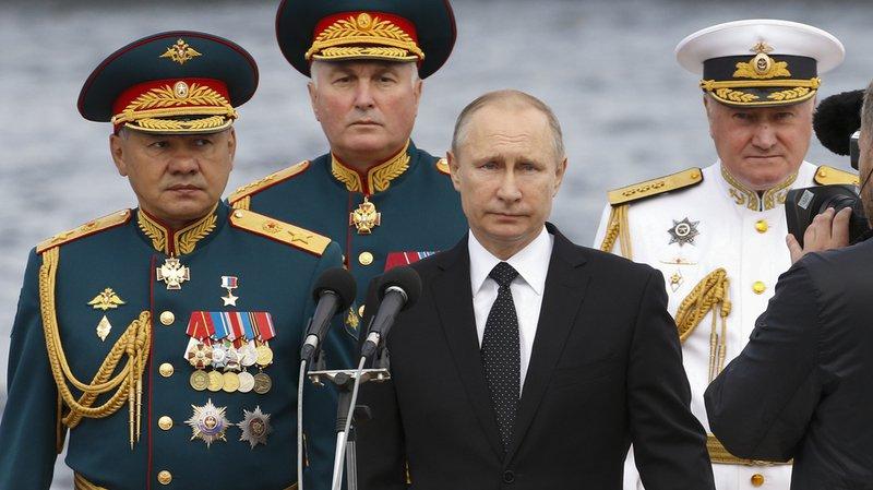 Russie: Poutine va renvoyer 755 diplomates américains
