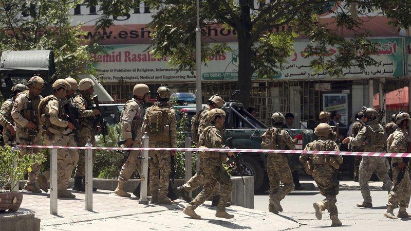 Afghanistan: près de 30 morts dans un attentat dans une mosquée chiite