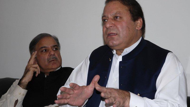 Pakistan: Shahbaz Sharif, le frère du Premier ministre destitué lui succède