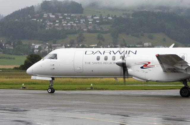 La compagnie aérienne Darwin passe en mains slovènes