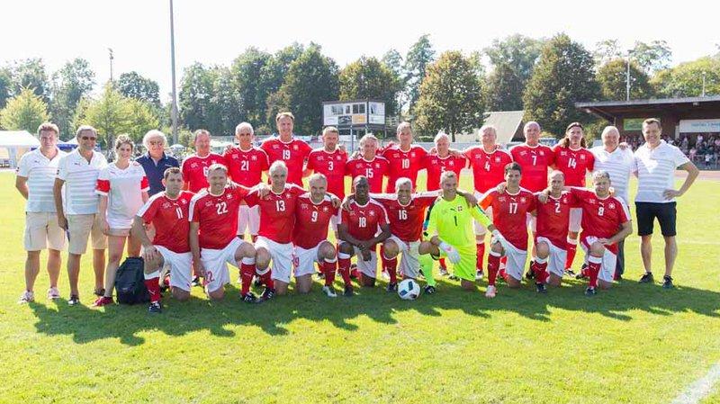 Plusieurs grands noms du football suisse seront présents samedi.