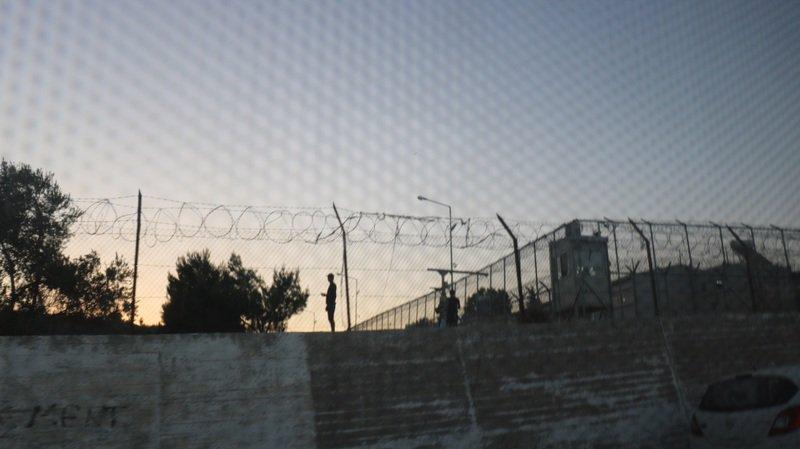 Une Valaisanne confrontée à l'urgence du camp de réfugiés de Moria sur l'île grecque de Lesbos