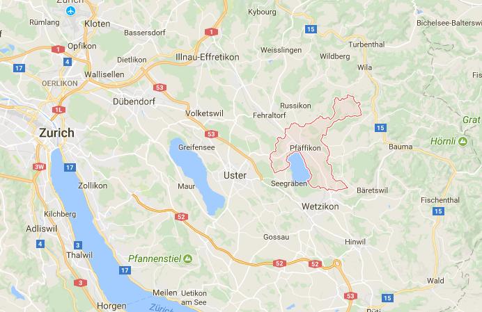 Aviation: le crash d'un petit avion vers Pfäffikon fait deux blessés