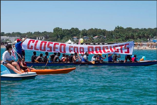 Sicile: mobilisation contre l'arrivée probable d'un bateau anti-migrants