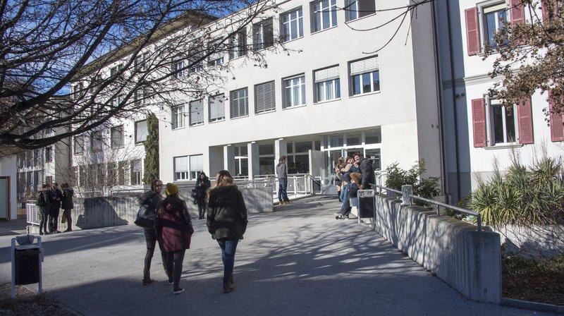 Le collège de la Planta pourrait bien déménager derrière la gare.