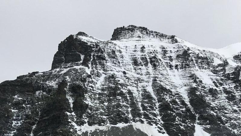 Valais: décès d'un alpiniste lors d'un accident au Combin de Valsorey