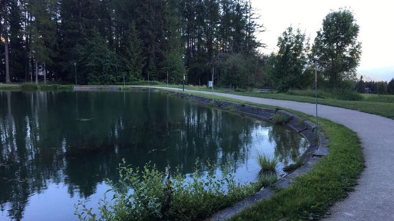 Crans-Montana: une femme a perdu la vie dans une noyade au lac de l'Etang-Long
