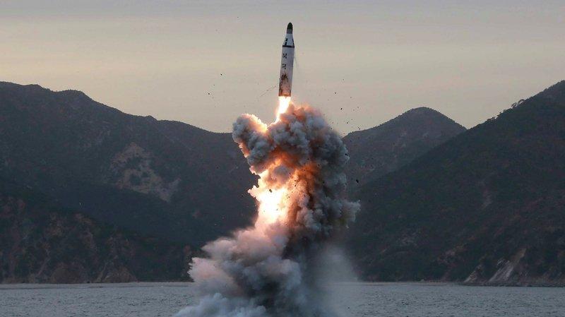 Corée du Nord: Pyongyang dit avoir testé avec succès un missile intercontinental