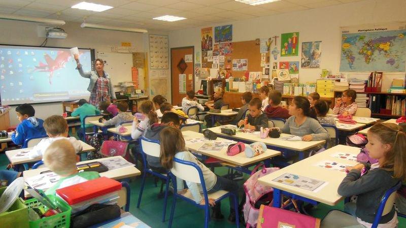 La Confédération s'attend à une augmentation de 87 000 élèves dans les classes suisses d'ici à 2025