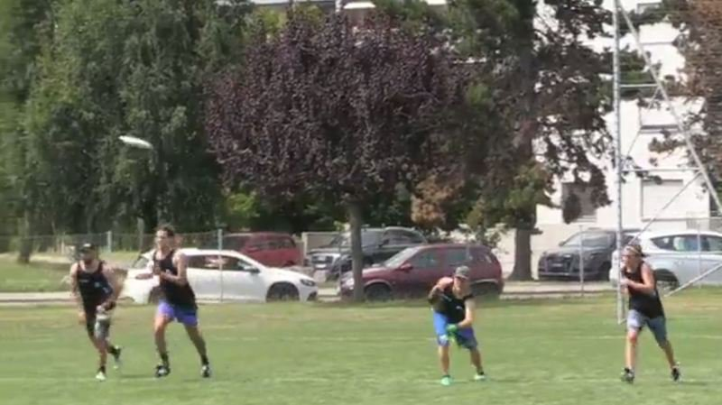 Les fans d'ultimate frisbee se sont donnés rendez-vous à Lausanne ce week-end.