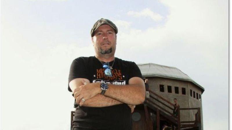 François Praz, président du festival, relève la convivialité de ce rendez-vous qui ravit les fans de musique celtique.