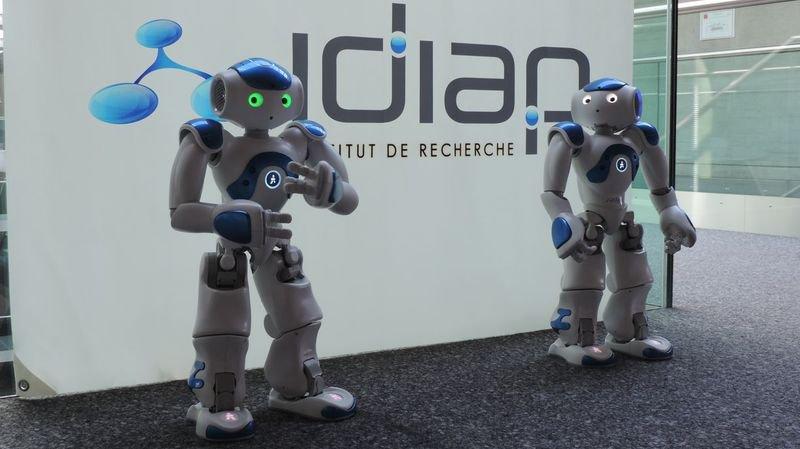 Martigny place forte de la recherche en Europe grâce à l'IDIAP