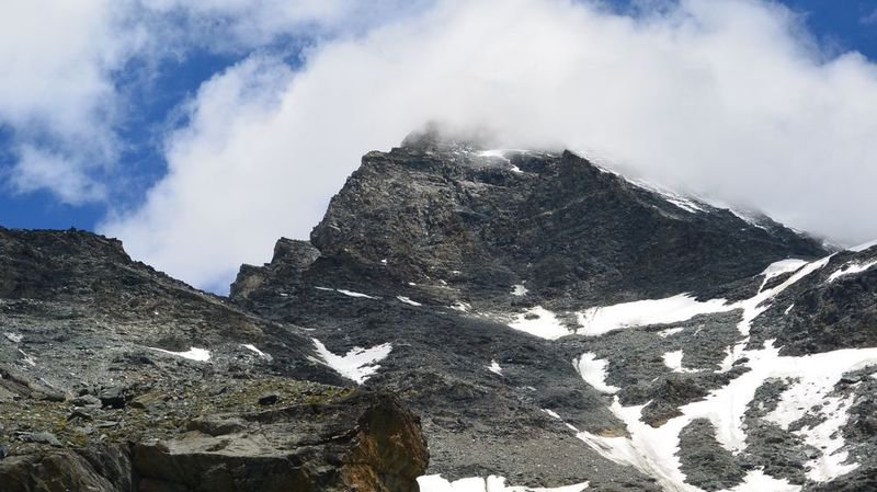 Deux alpinistes belges décèdent au Grand-Combin