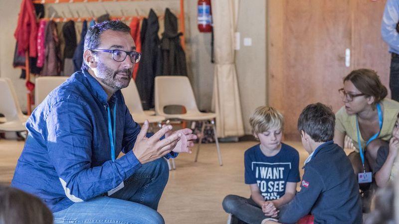 Verbier Festival: l'opéra mis à portée des enfants