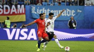 Coupe des Confédérations: l'Allemagne remporte la finale contre le Chili