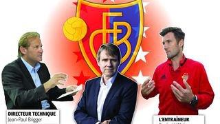 La «Valaisanne Connection» du FC Bâle