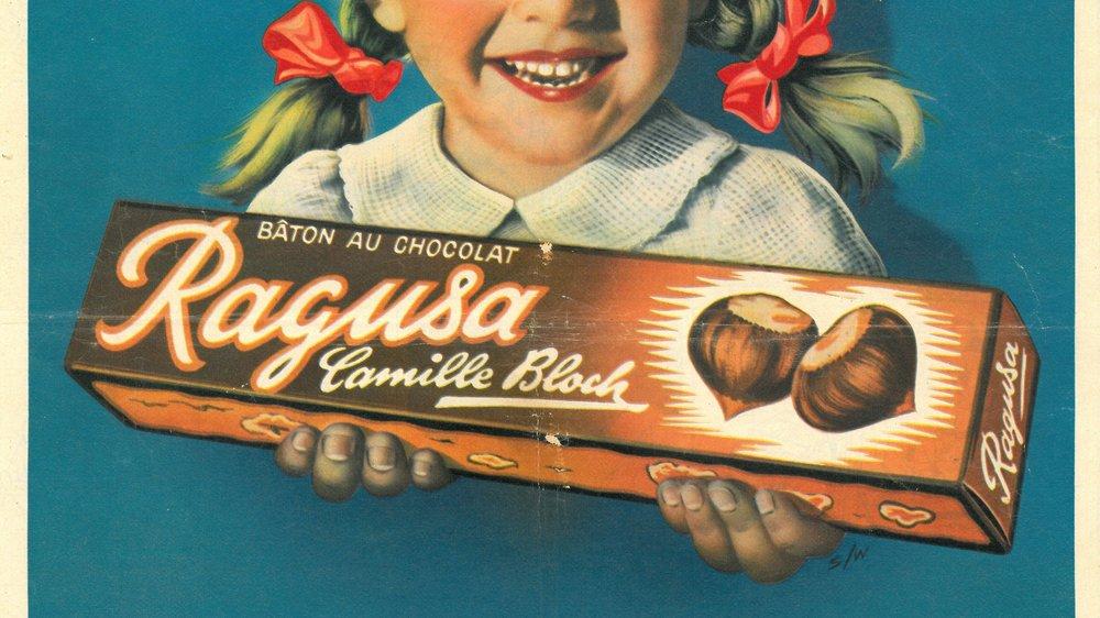 En 75 ans, la recette, la forme et la présentation du Ragusa classique, dans  une boîte à l'orange distinctif, n'ont presque pas changé.