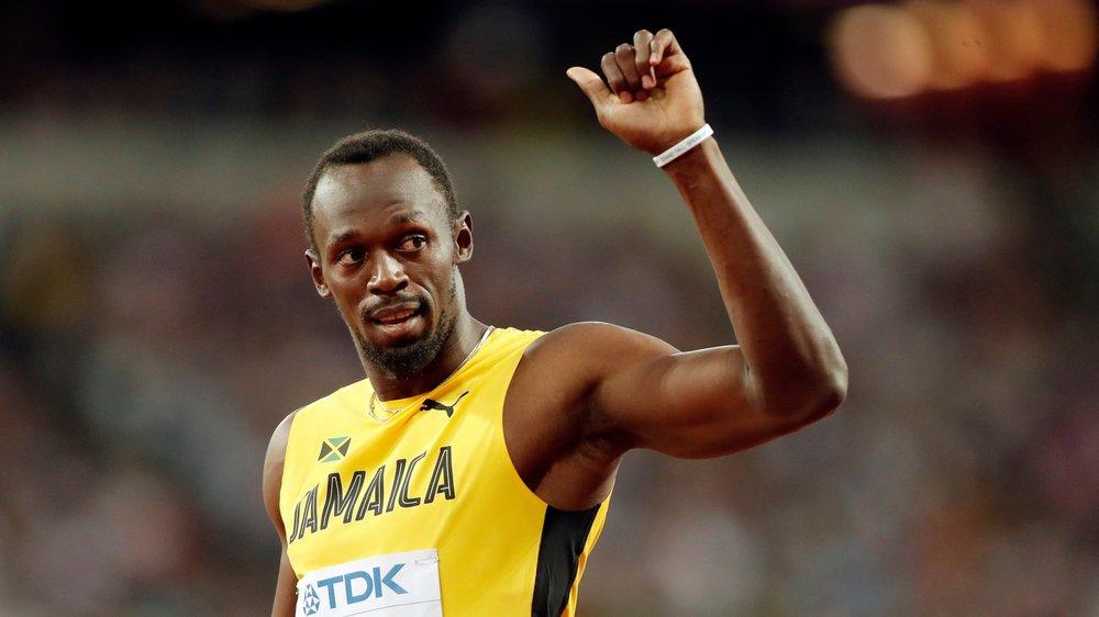 L'Eclair jamaïcain s'est facilement qualifié pour les demi-finales du 100 mètres hier soir.