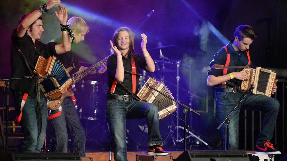 Le groupe fribourgeois Chälly Buebe sera de retour à l'occasion  de la 6eédition de l'Oktoberfest de Monthey.