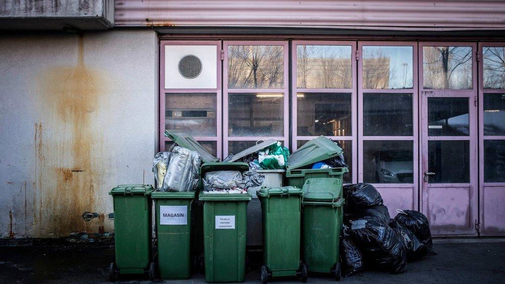 L'Eldorado au fond des poubelles