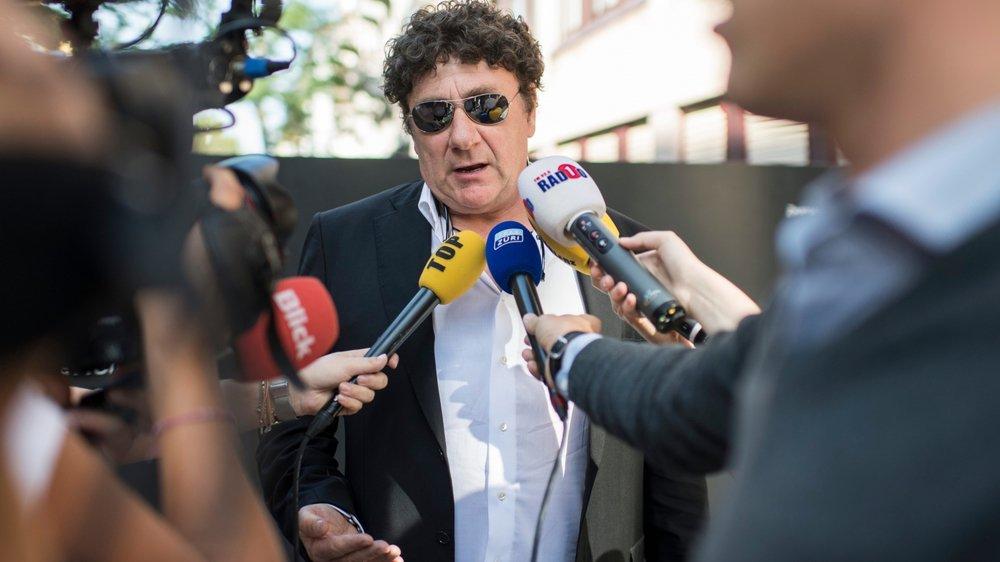 Le clown italien David Larible a été reconnu coupable d'acte d'ordre sexuel avec enfant.
