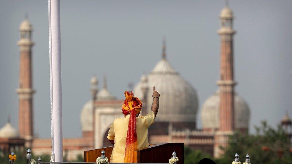 L'Inde du premier ministre Narendra Modi tente d'isoler son voisin sur la scène internationale.