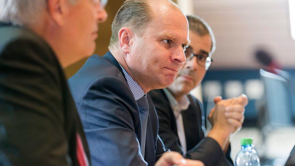 Le ministre vaudois de l'Economie, Philippe Leuba, a présenté des mesures «spectaculaires».