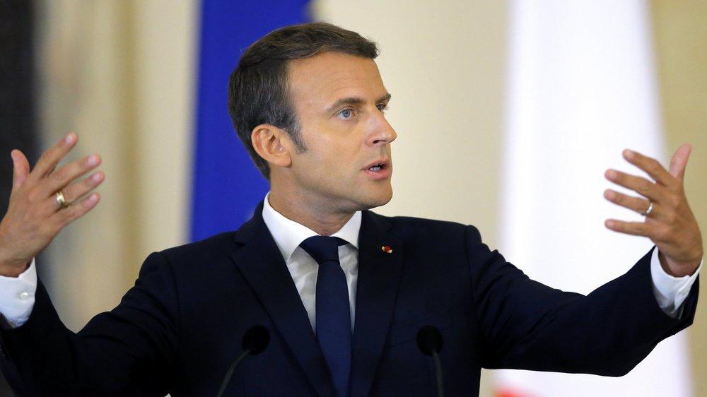 Emmanuel Macron veut renforcer les contrôles contre les fraudes.