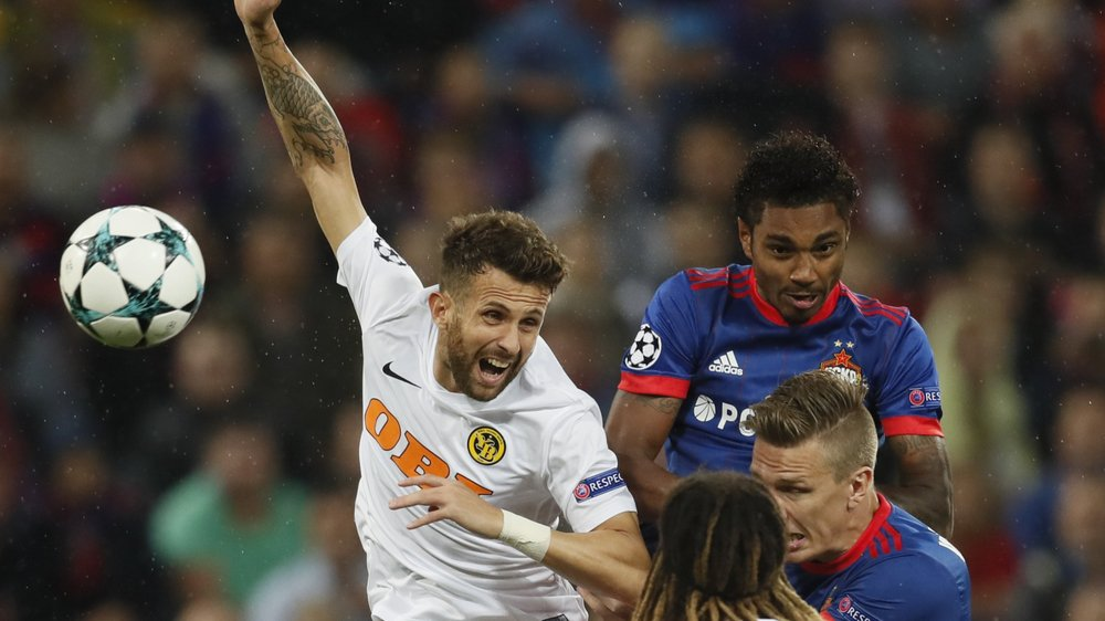 En échec face au CSKA Moscou en éiminatoires de la Ligue  des champions, Miralem Sulejmani et YB retournent à l'Est.
